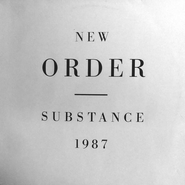 Bild New Order - Substance (2xLP, Comp, Emb) Schallplatten Ankauf