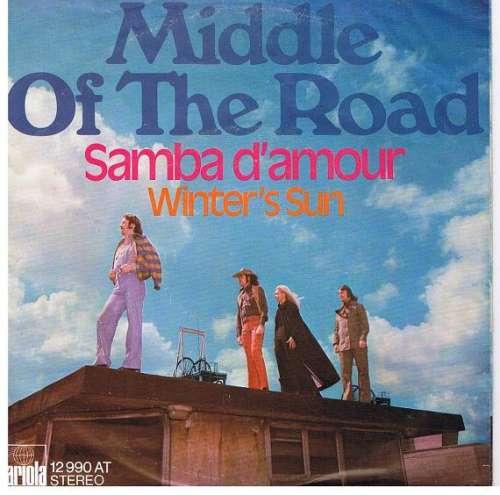 Bild Middle Of The Road - Samba D'amour (7, Single) Schallplatten Ankauf