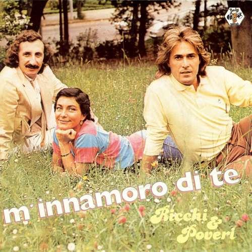 Bild Ricchi & Poveri* - M 'Innamoro Di Te (7, Single) Schallplatten Ankauf