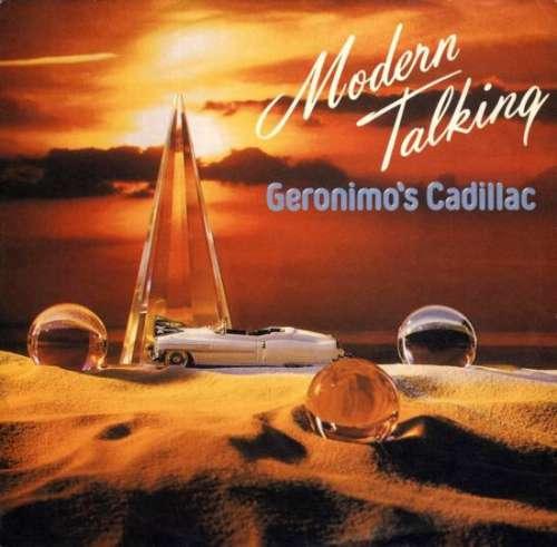 Bild Modern Talking - Geronimo's Cadillac (7, Single) Schallplatten Ankauf