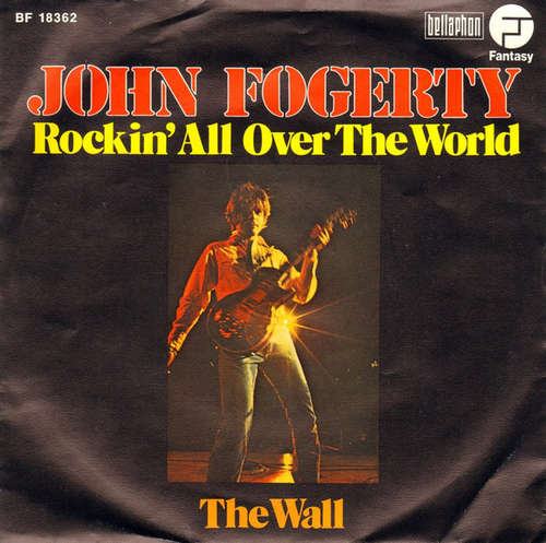 Bild John Fogerty - Rockin' All Over The World (7, Single, Mono) Schallplatten Ankauf
