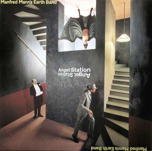 Bild Manfred Mann's Earth Band - Angel Station (LP, Album) Schallplatten Ankauf