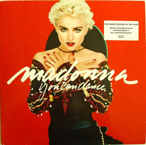 Bild Madonna - You Can Dance (LP, Comp, Ltd, Mixed, Pos) Schallplatten Ankauf