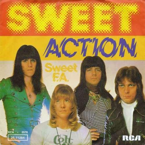 Bild Sweet* - Action (7, Single) Schallplatten Ankauf
