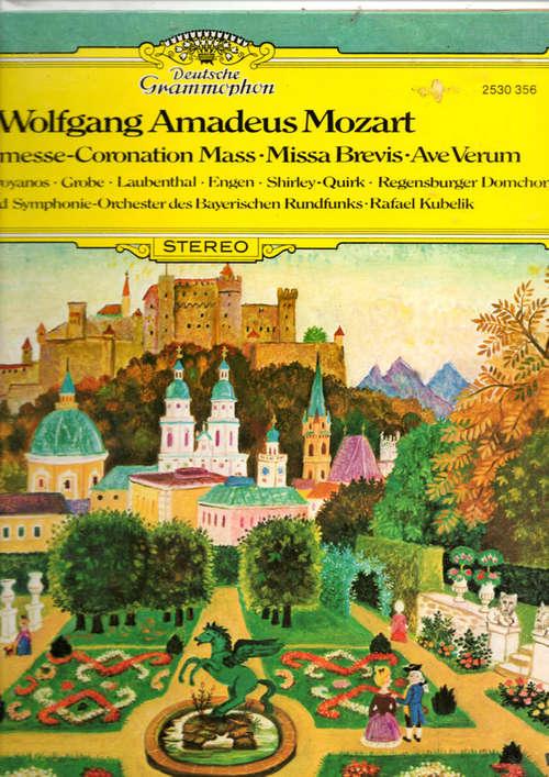 Bild Wolfgang Amadeus Mozart - Krönungsmesse ● Missa Brevis ● Ave Verum (LP, Album) Schallplatten Ankauf
