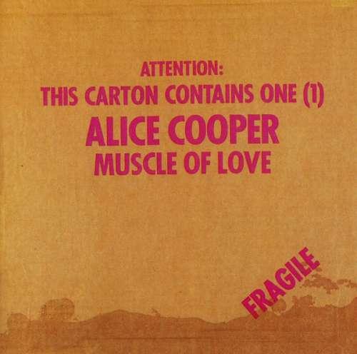 Bild Alice Cooper - Muscle Of Love (LP, Album) Schallplatten Ankauf