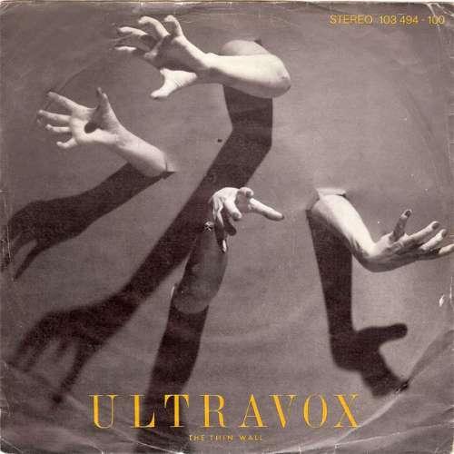 Bild Ultravox - The Thin Wall (7, Single) Schallplatten Ankauf
