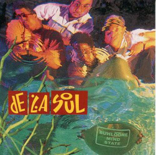Cover De La Soul - Buhlōōne Mind State (LP, Album) Schallplatten Ankauf