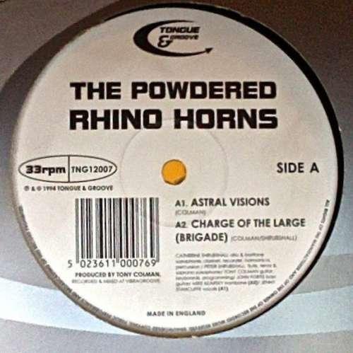 Bild The Powdered Rhino Horns - Astral Visions (12) Schallplatten Ankauf