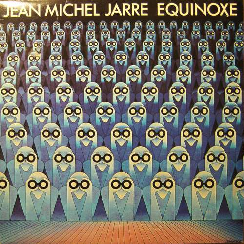 Bild Jean Michel Jarre* - Equinoxe (LP, Album, RE) Schallplatten Ankauf