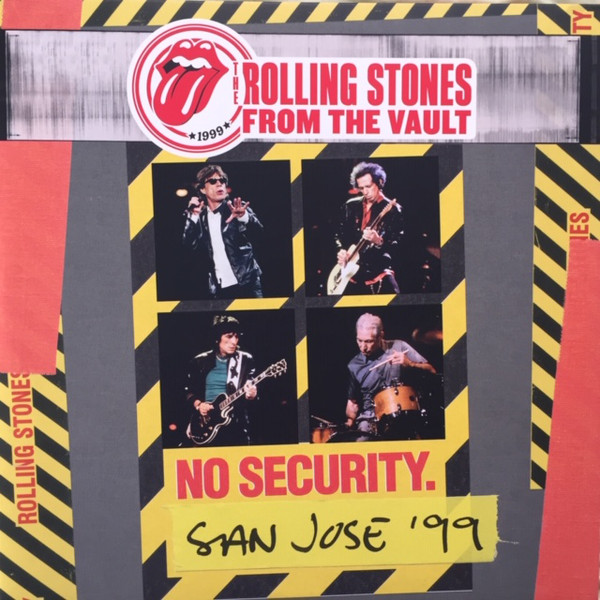 Bild The Rolling Stones - No Security. San Jose '99 (3xLP, Album, 180) Schallplatten Ankauf