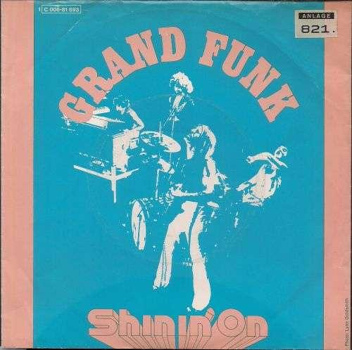 Bild Grand Funk* - Shinin' On (7, Single) Schallplatten Ankauf