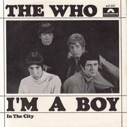 Cover The Who - I'm A Boy (7, Single, Mono) Schallplatten Ankauf