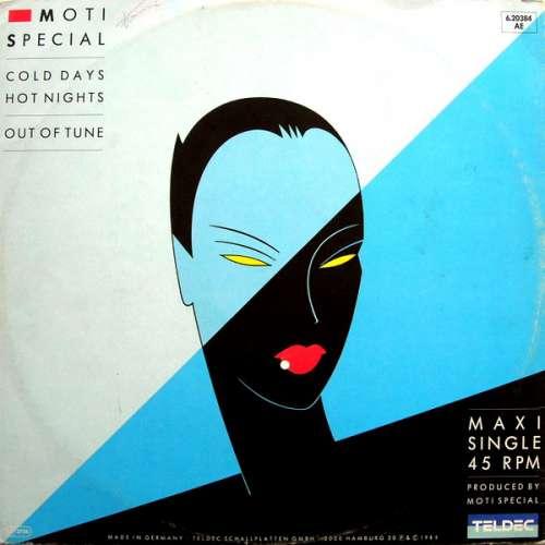 Bild Moti Special - Cold Days, Hot Nights / Out Of Tune (12, Maxi, Ora) Schallplatten Ankauf