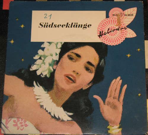 Cover Valentinos Hawaiian-Band - Südseeklänge (7, EP) Schallplatten Ankauf