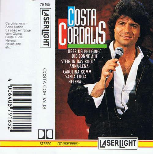Cover zu Costa Cordalis - Costa Cordalis  (Cass, Comp) Schallplatten Ankauf