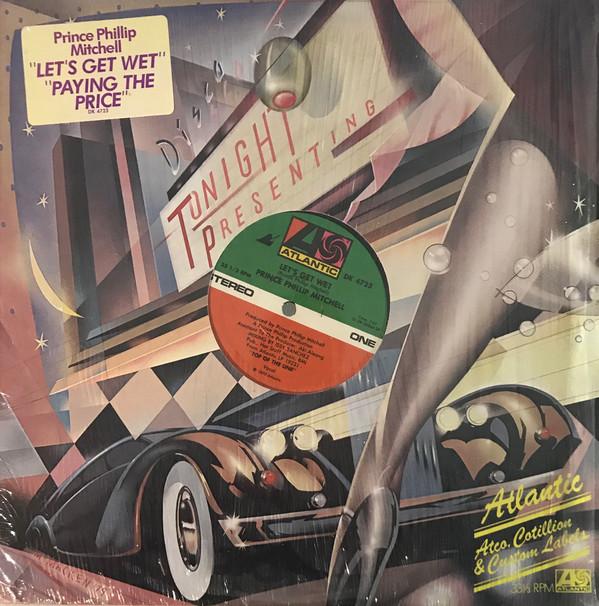 Cover Prince Phillip Mitchell* - Let's Get Wet (12) Schallplatten Ankauf