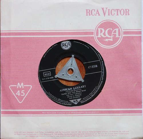 Bild Eartha Kitt With Henri René And His Orchestra - C'est Si Bon / African Lullaby (7, Single) Schallplatten Ankauf