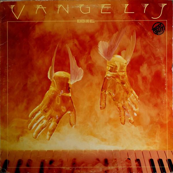 Cover Vangelis - Heaven And Hell (LP, Album, RE) Schallplatten Ankauf