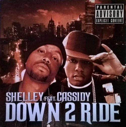 Cover Shelley (6) Feat.  Cassidy (3) - Down 2 Ride (12) Schallplatten Ankauf