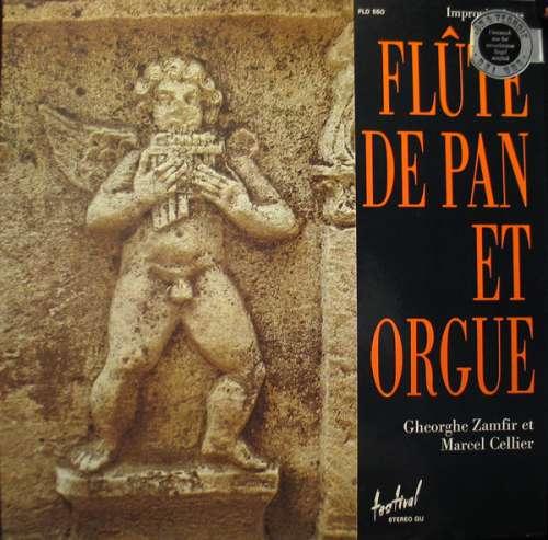 Bild Gheorghe Zamfir et Marcel Cellier - Improvisations Flûte De Pan Et Orgue (LP, Album) Schallplatten Ankauf