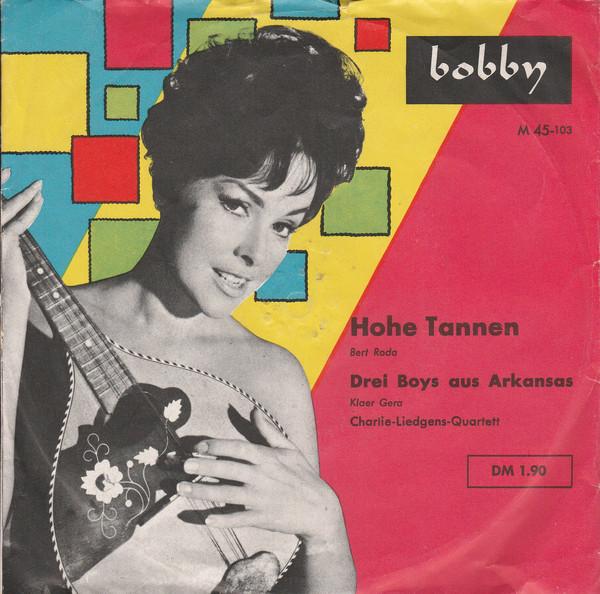 Bild Geschwister Huber - Hohe Tannen (Flexi, 7, Mono) Schallplatten Ankauf