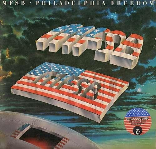 Cover MFSB - Philadelphia Freedom (LP, Album, Gat) Schallplatten Ankauf
