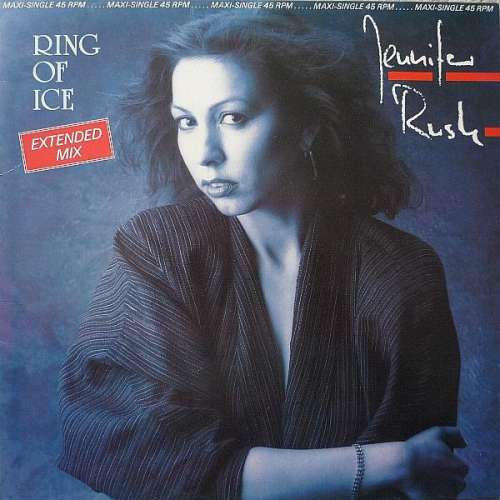 Bild Jennifer Rush - Ring Of Ice (Extended Mix) (12, Maxi) Schallplatten Ankauf