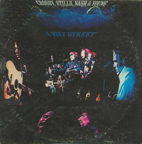 Bild Crosby, Stills, Nash & Young - 4 Way Street (2xLP, Album) Schallplatten Ankauf