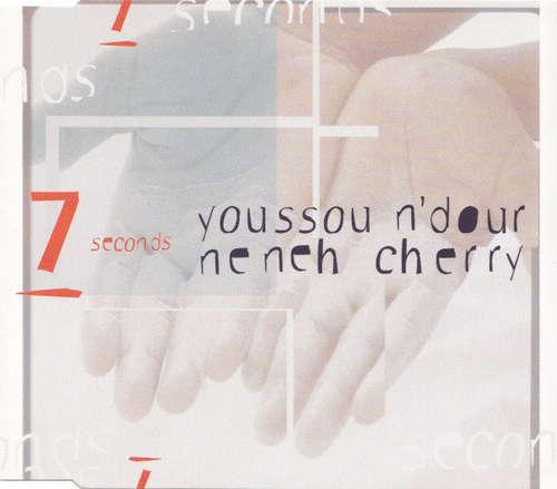 Cover Youssou N'Dour & Neneh Cherry - 7 Seconds (CD, Maxi) Schallplatten Ankauf