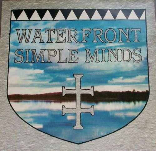 Bild Simple Minds - Waterfront (12, Single) Schallplatten Ankauf