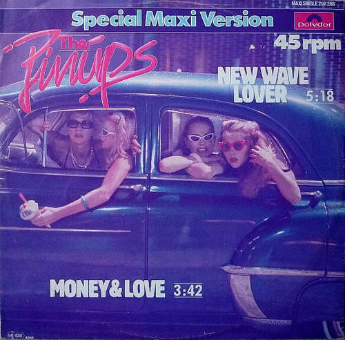 Bild The Pinups - New Wave Lover (12, Maxi) Schallplatten Ankauf