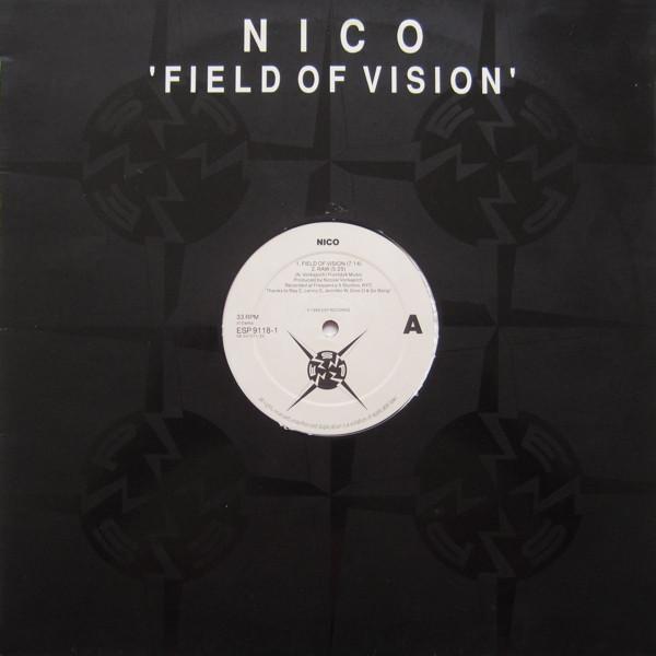 Cover Nico - Field Of Vision (12) Schallplatten Ankauf
