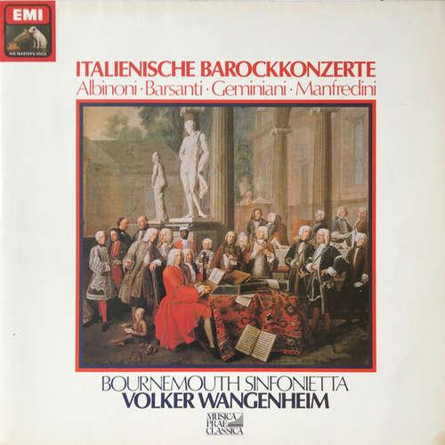 Bild Various - Italienische Barockkonzerte (LP) Schallplatten Ankauf