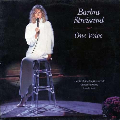 Bild Barbra Streisand - One Voice (LP, Album) Schallplatten Ankauf