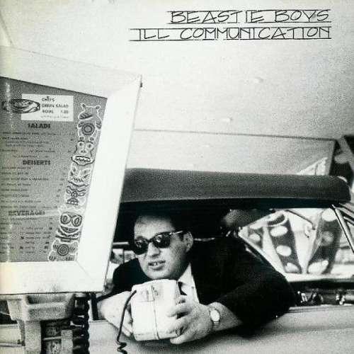 Cover Beastie Boys - Ill Communication (CD, Album) Schallplatten Ankauf