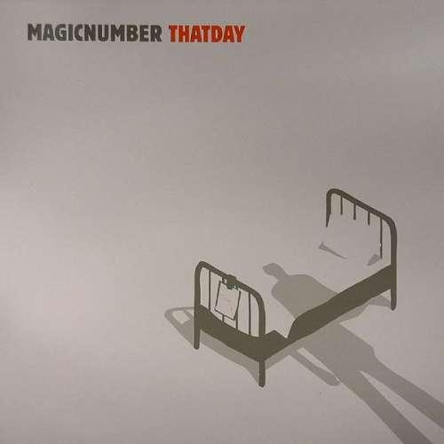 Cover Magic Number Featuring Rachel Foster - That Day (12) Schallplatten Ankauf