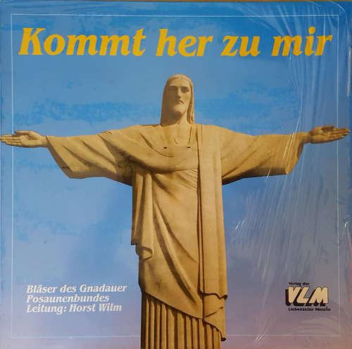 Bild Gnadauer Posaunenbund - Kommt Herr Zu Mir (LP, Album) Schallplatten Ankauf