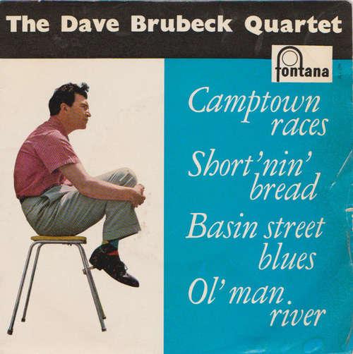 Bild The Dave Brubeck Quartet - Camptown Races (7, EP) Schallplatten Ankauf