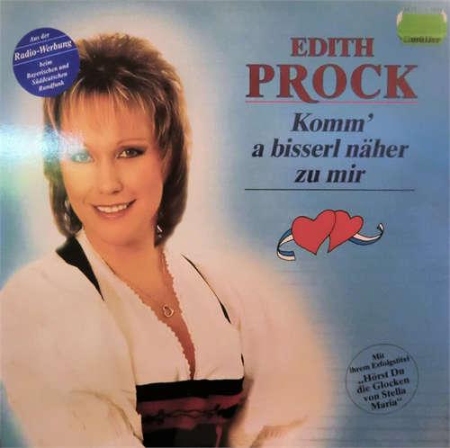 Bild Edith Prock - Komm' A Bisserl Naher Zu Mir (LP) Schallplatten Ankauf
