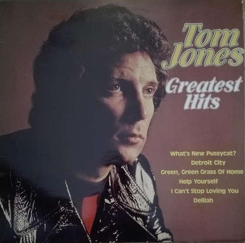 Cover zu Tomer Jones - Greatest Hits (LP, Club) Schallplatten Ankauf