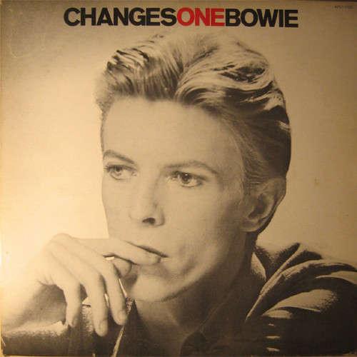 Cover David Bowie - ChangesOneBowie (LP, Comp, RP) Schallplatten Ankauf