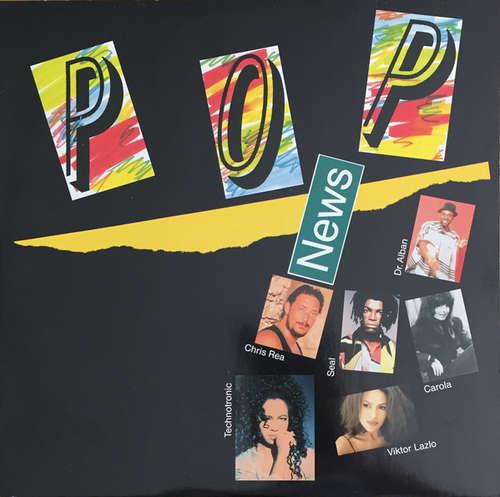 Cover Various - Pop News 4/91 (2xLP, Comp) Schallplatten Ankauf