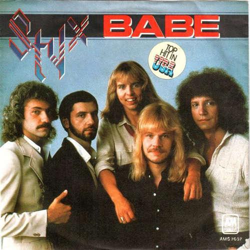Cover zu Styx - Babe (7, Single) Schallplatten Ankauf