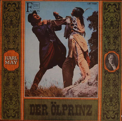 Bild Karl May - Der Ölprinz (LP) Schallplatten Ankauf