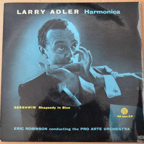 Bild Larry Adler - Rhapsody In Blue (7, EP) Schallplatten Ankauf