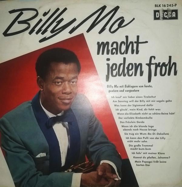 Bild Billy Mo - Macht Jeden Froh (LP, Album) Schallplatten Ankauf