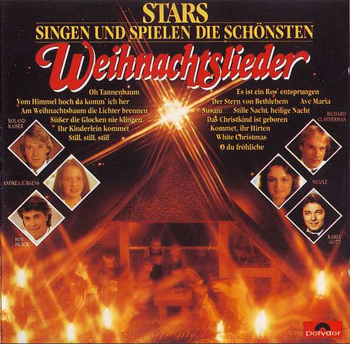 Stars Singen Die Schönsten Weihnachtslieder.Various Stars Singen Und Spielen Die Schönsten Weihnachtslieder