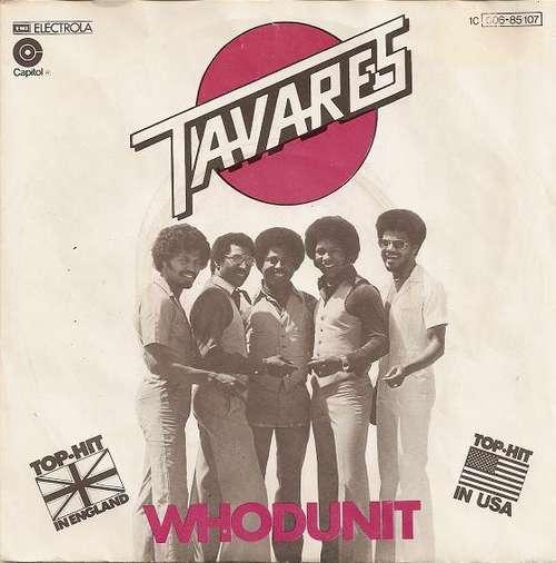 Bild Tavares - Whodunit (7, Single) Schallplatten Ankauf