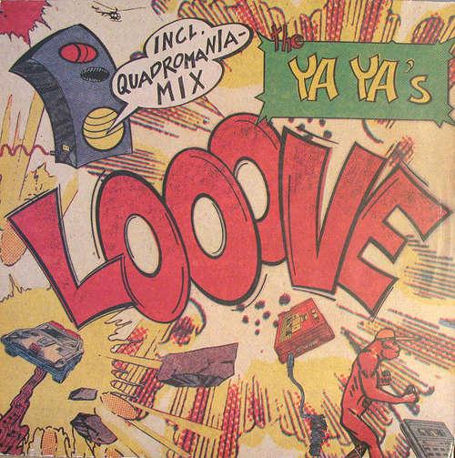 Cover The Ya Ya's - Looove (12, Maxi) Schallplatten Ankauf